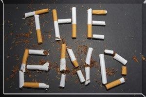 Вред пассивного курения.